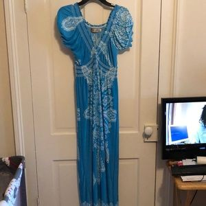 Brand New without tags Jessica Taylor maxi dress